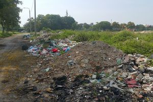 Hàng trăm ha đất dự án của Công ty Phương Trang thành điểm nóng ô nhiễm môi trường