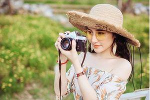 9x Cần Thơ xinh đẹp được ví như 'Đóa Nhi phiên bản Việt'