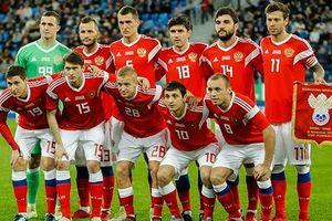 Đội hình dự kiến của Nga trước Ai Cập: 'Lão tướng' 38 tuổi kèm Salah?