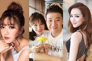 Mỗi khi buồn, nên ghé facebook của Trấn Thành, Hari Won, Hòa Minzy