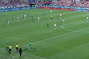 Bàn thắng chớp nhoáng của Senegal dưới góc nhìn giám sát trọng tài