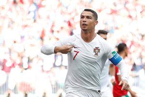 Ronaldo đã rất gần với ngôi vị vĩ đại của lịch sử