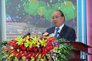 Thủ tướng Nguyễn Xuân Phúc kỳ vọng Sóc Trăng sẽ có những bước đột phá trong phát triển kinh tế