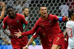 Bồ Đào Nha vs Morocco: Trông đợi vào Ronaldo