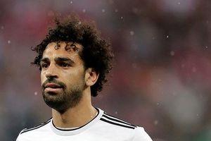 Tin nhanh World Cup: Salah chỉ chơi với 60% sức trong trận gặp Nga