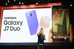 Lazada phân phối độc quyền Galaxy J7 Duo từ ngày 27/6