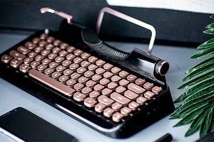 Trải nghiệm bàn phím đẹp nhất nhì thế giới – vừa cổ điển, vừa hiện đại!