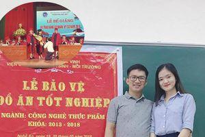 Vụ thầy giáo quỳ gối cầu hôn nữ sinh trong lễ tốt nghiệp: Đại diện nhà trường nói gì?
