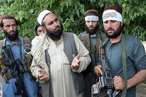 Taliban giết 30 binh sỹ, chiếm căn cứ của chính phủ Afghanistan