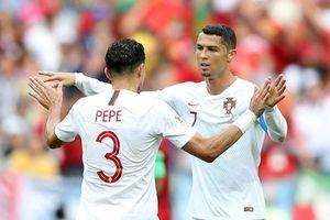 Ronaldo ngày càng chứng tỏ anh đáng được nhân bản