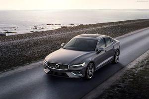 Volvo S60 2019 chính thức ra mắt