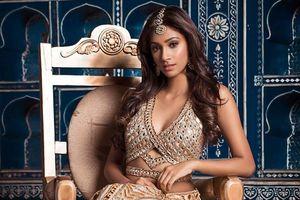 Vẻ sắc sảo của cô gái 19 tuổi đăng quang Hoa hậu Ấn Độ 2018