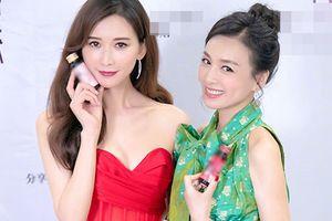 U50 Trương Đình đọ sắc cùng Lâm Chí Linh tại sự kiện