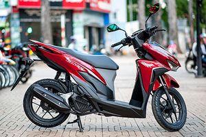 Cận cảnh xe ga Honda Click 125i mới hơn 60 triệu ở SG