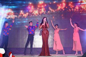 Em gái Lý Hùng hát 'Tình đời', quyên góp ủng hộ từ thiện
