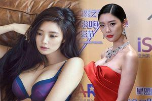 'Bom sex' mới xứ Hàn khoe vòng 1 nảy lửa đầy khiêu khích