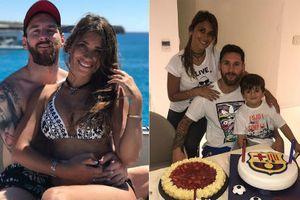 Chuyện tình đẹp như mơ của Messi và người đẹp Argentina