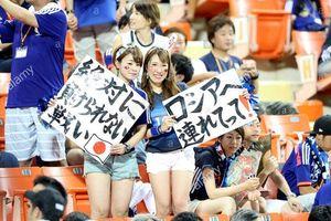 Clip 'CĐV Nhật Bản nhặt rác sau trận thắng tại World Cup 2018' gây sốt