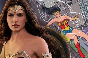Thực hư chiếc Invisible Jet nổi tiếng xuất hiện trong 'Wonder Woman 1984'?