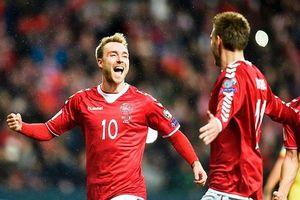 Thống kê đáng chú ý trước cuộc đối đầu giữa Đan Mạch và Australia