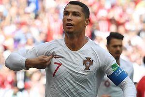 Ronaldo lập kỷ lục, Suarez chạm cột mốc mới