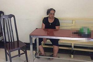 Người phụ nữ móc túi ở Ngã Tư Sở đã có 5 tiền án về tội trộm cắp