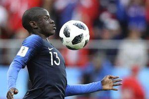N'Golo Kante bây giờ quan trọng nhất ở tuyển Pháp