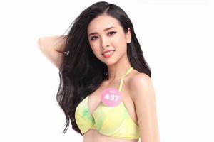 Hoa hậu Việt Nam tung ảnh bikini, công bố số đo 3 vòng của thí sinh