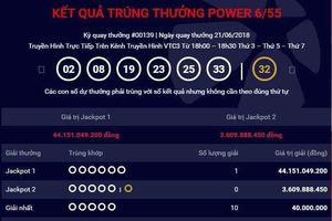 Người Quảng Bình đầu tiên trúng giải đặc biệt hơn 44 tỷ của Vietlott
