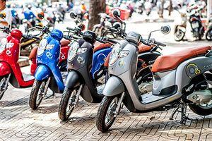 Cận cảnh xe ga Honda Scoopy-i 2018 giá 60 triệu tại VN