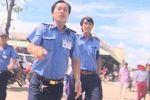 Nhà báo bị bảo vệ chợ dọa đánh ngay trong ngày báo chí