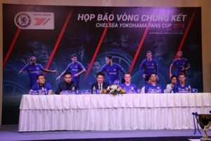 HLV Chelsea tham gia huấn luyện giải đấu Chelsea Yokohama Fans Cup 2018