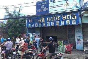 Chồng chết, vợ nguy kịch sau đám cháy lúc nửa đêm ở Sài Gòn