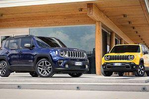 Cận cảnh Jeep Renegade 2019 'đối thủ' của Ford EcoSport