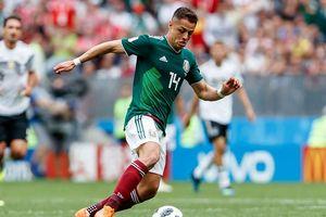 Đội hình mạnh nhất của Mexico ở trận gặp Hàn Quốc: El Tri gặp khó?