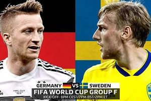 Dự đoán tỉ số World Cup hôm nay (23/6): Đức và Bỉ thắng trận?