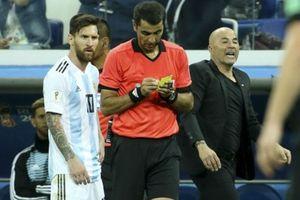 Messi tự quyết đội hình ra sân của Argentina