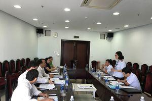Cán bộ coi thi cần chú ý niêm phong bài thi theo hướng dẫn của Bộ GD&ĐT