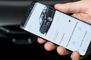 Smartphone sẽ thay thế chìa khóa xe tương lai