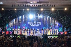 19 người đẹp phía Nam vào Chung kết Hoa hậu Việt Nam 2018
