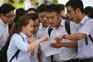 Thí sinh thi THPT Quốc gia ở Đà Nẵng hứng thú với đề thi Văn
