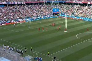 Hiểu nhầm luật giao bóng, Panama định ghi bàn khi tuyển Anh ăn mừng