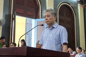 Luật sư đề nghị giải tài liệu mật tại phiên xử ông Đặng Thanh Bình