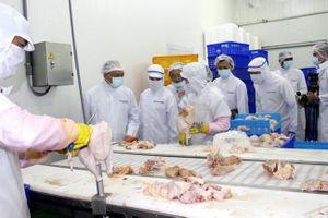 Cục Thú y Nhật Bản cấp phép thêm 2 dây chuyền chế biến thịt gà xuất khẩu từ Việt Nam