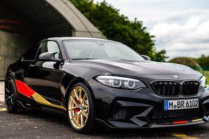 Xe BMW M2 đặc biệt cổ vũ tuyển Đức tại World cup 2018