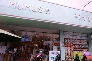 Mumuso 41 lần thay đổi thông tin doanh nghiệp