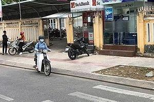 Tạm giữ hình sự hai đối tượng trộm cắp hàng loạt xe máy