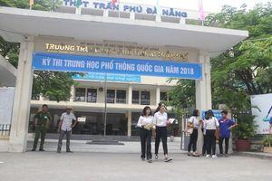 Đà Nẵng: 45 thí sinh vắng thi môn Ngữ Văn