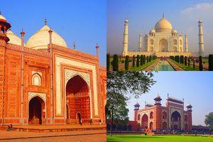 Một lần đến Ấn Độ ghé thăm đền Taj Mahal để biết được tình yêu luôn bất diệt