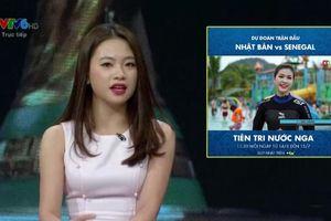Hot girl bình luận Word Cup bất ngờ trở lại, MC đài K+ thôi diện bikini